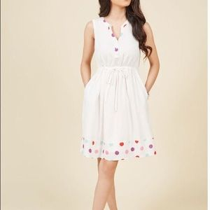 ModCloth 'Perfectly Personal Shirt Dress'